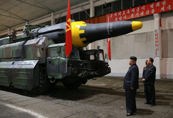 Muntele unde au avut loc ultimele 5 teste nucleare din Coreea de Nord riscă să se prăbuşească