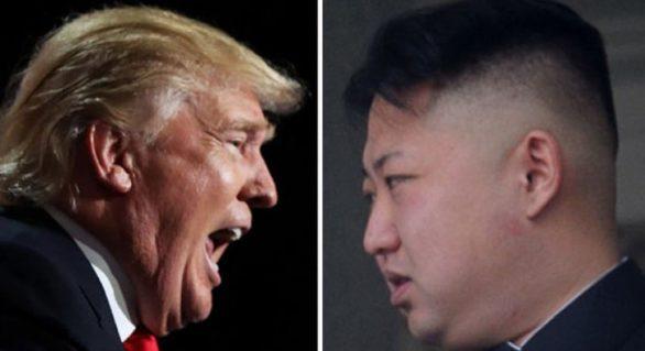 """Reacția Coreei de Nord la amenințările lui Trump: """"Lătrat de câine"""""""