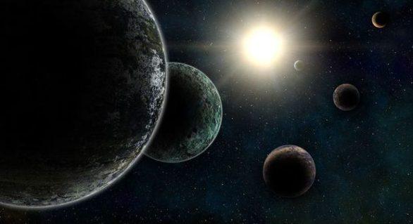 Trei planete cu o masă asemănătoare Pământului, descoperite la 12 ani lumină de Terra