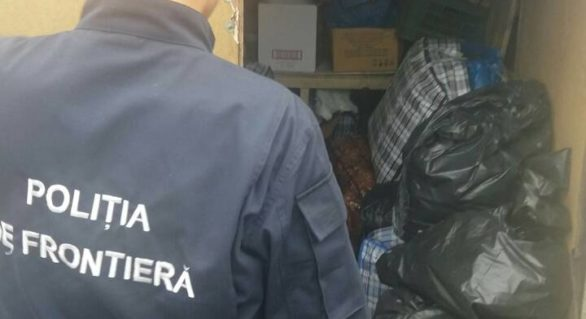 Îmbrăcăminte în valoare de 150 mii lei, introdusă în ţară prin contrabandă, depistată la o piaţă din Otaci