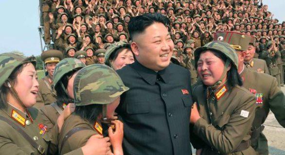 """Coreea de Nord acuză SUA că au generat o ,,gravă criză"""", aducând arme nucleare în Peninsula Coreea"""