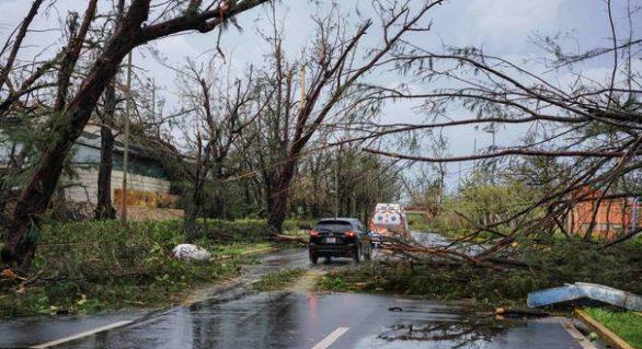 (FOTO) Uraganul Maria a făcut ravagii: Cel puţin 9 persoane au murit, în timp ce mai multe insule din Marea Caraibilor sunt devastate