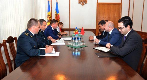 Turcia a desemnat un nou ataşat militar pentru Republica Moldova
