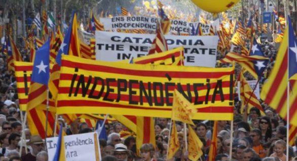 Parchetul catalan ordonă poliției să împiedice organizarea referendumului în regiunea spaniolă
