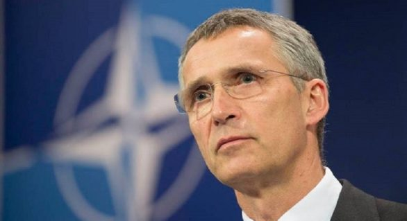Întâlnire Stoltenberg-Lavrov: Șeful NATO, favorabil prezenței Căștilor Albastre în tot estul ucrainean
