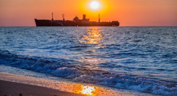 Marea Neagră, cea mai poluată din Europa