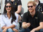 (VIDEO) Prințul Harry și iubita sa, prima apariție publică împreună