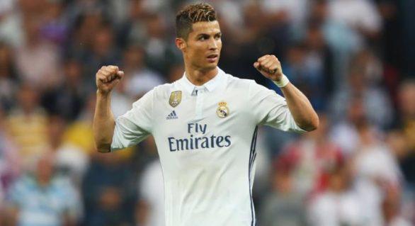 Ronaldo a mai depășit o bornă importantă în meciul cu Tottenham, din Liga Campionilor