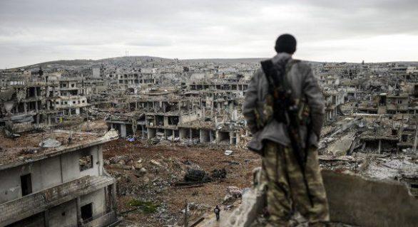 Masacru în Siria: Armata rusă a ucis aproape 850 de militanţi islamişti în doar 24 de ore