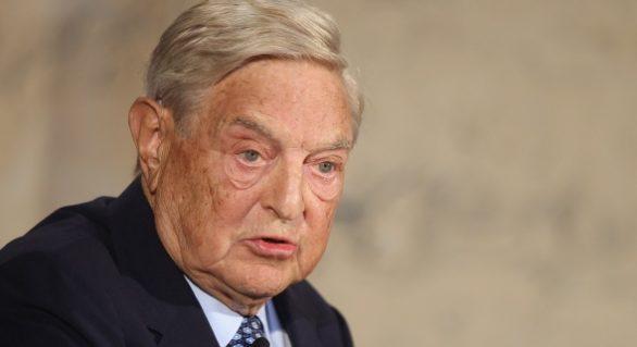 FT: Ura la adresa lui Soros este o boală globală