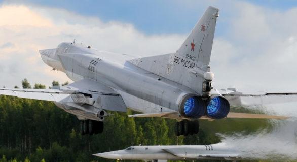 Bombardiere ruse desupra Mării Baltice şi Mării Norvegiei. Aeronavele au fost escortate de avioane de luptă din patru ţări