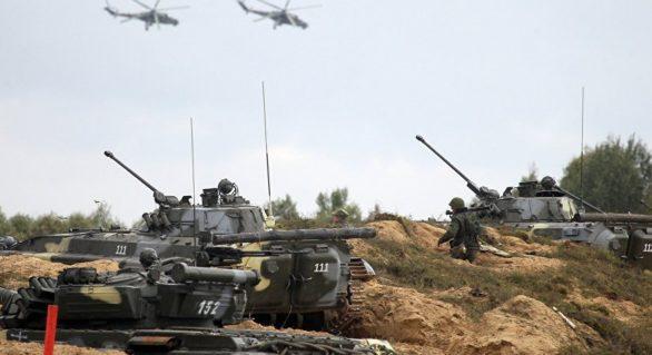 Demonstrație de forță a Rusiei la granițele UE. La manevre participă 12.700 de militari