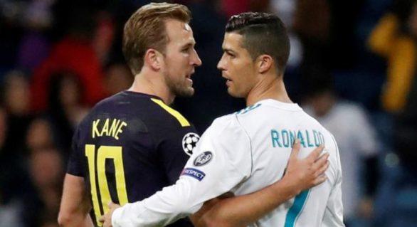Harry Kane va înrăma tricoul primit de la Ronaldo; Ce i-a transmis portughezul