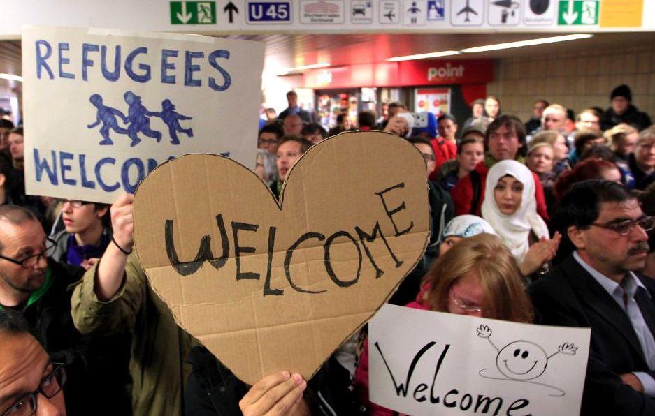 Peste o sută de mii de migranți vor sosi în Gemania în timpul apropiat