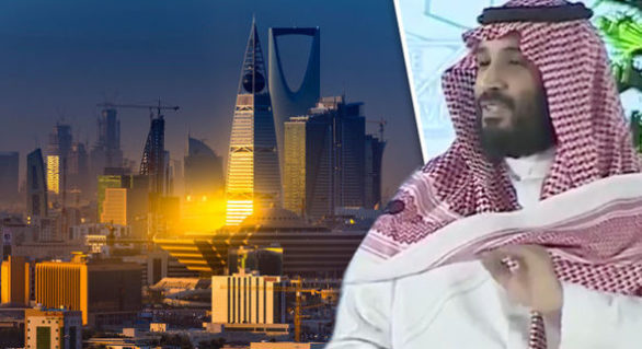 (FOTO) Arabia Saudită va construi primul oraș situat în trei state diferite