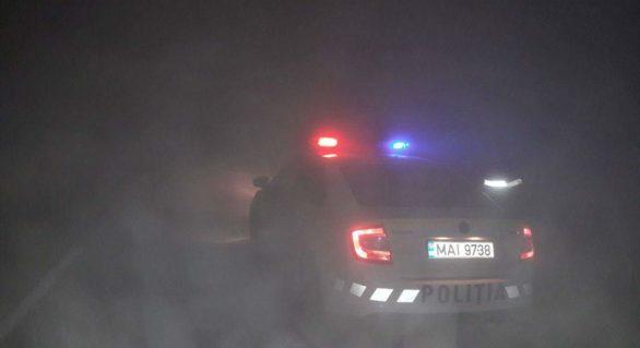 Atenție, șoferi! Se circulă în condiții de ceață densă