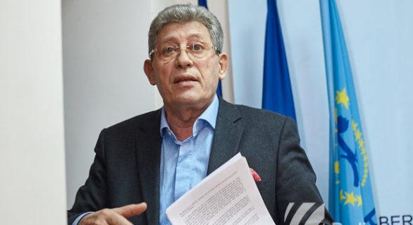 """(VIDEO) Ghimpu îl denunță pe Plahotniuc, la Consiliul Europei: """"Foloseşte Procuratura pentru a intimida oponenţii politici"""""""