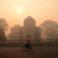 (FOTO) Capitala Indiei, poluată din cauza artificiilor