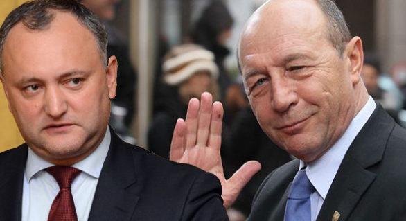 (DOC) Se cere declararea lui Traian Băsescu drept persona non-grata în Republica Moldova