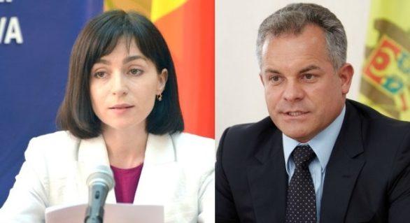Maia Sandu, audiată la Procuratura Generală; Proces penal în legătură cu denunțul depus împotriva lui Vlad Plahotniuc