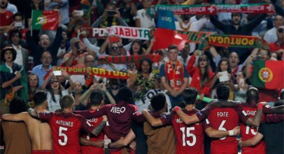 (VIDEO) Portugalia și Franța se califică la CM 2018: Elveția, trimisă la baraj