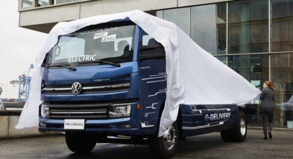 Volkswagen investeşte 1,4 miliarde de euro pentru dezvoltarea de camioane şi autobuze electrice