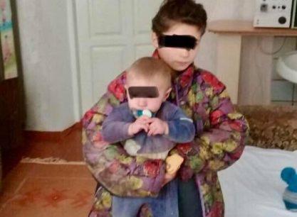 Caz şocant în Nisporeni; O mamă şi-a lăsat patru copii fără supraveghere şi nu s-a mai întors
