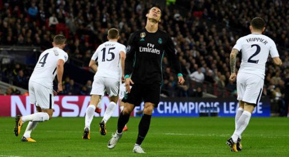 (VIDEO) Liga Campionilor: Real, învinsă clar de Tottenham. Dortmund se face din nou de rușine