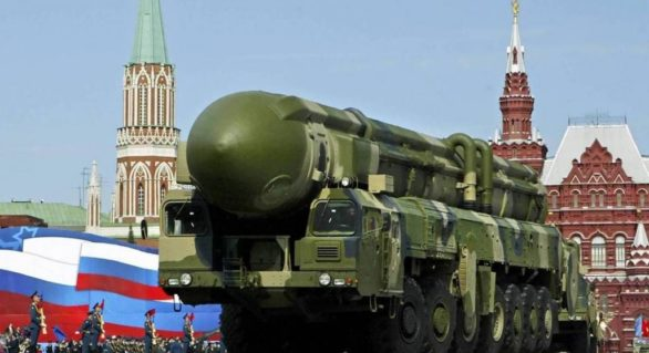 Câte rachete balistice are Armata Rusă. Răspunsul unui înalt oficial militar rus pentru o publicaţie internă