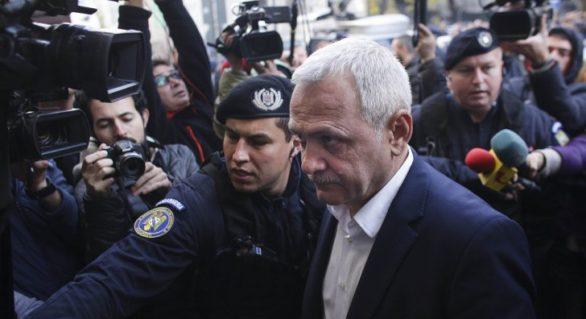 Liviu Dragnea, însoțit la DNA de zeci de PSD-iști; Ar avea 5 capete de acuzare în dosarul TelDrum