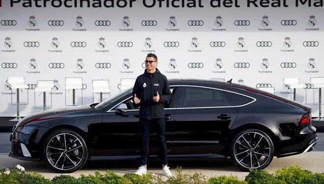 (VIDEO) Jucătorii lui Real Madrid şi-au primit noile maşini; Ce model şi-a ales Ronaldo