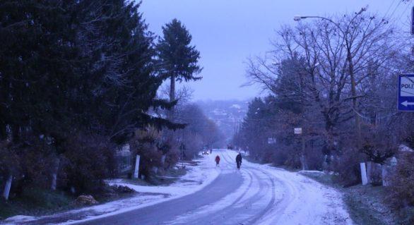 (METEO) Nordul republicii, sub ninsori întreaga săptămână; Cum va fi vremea în restul regiunilor