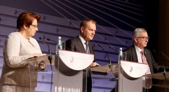 """(OPINIE) Mesajul UE pentru Moldova, înainte de summit-ul Parteneriatului Estic: """"Implementați acordul de asociere și vom vedea după ce se va întâmpla!"""""""