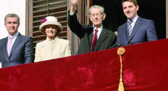 Prinţesa Margareta şi Radu Duda, acuzaţi că-l ţin ostatic pe Regele Mihai