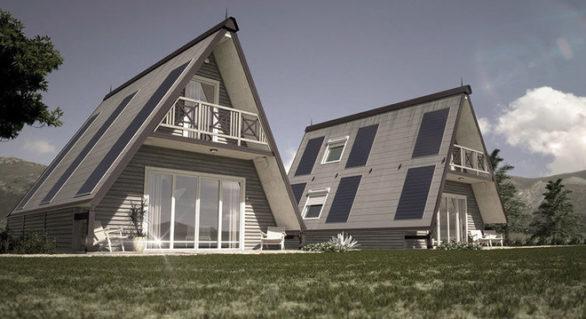 (GALERIE FOTO) Cum arată casa care se construieşte în doar şase ore şi costă 33.000 de dolari
