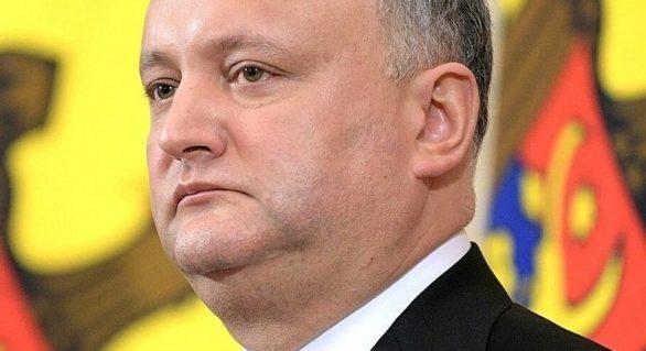 """Dodon riscă să fie suspendat din nou din funcție pentru """"cinci minute"""""""
