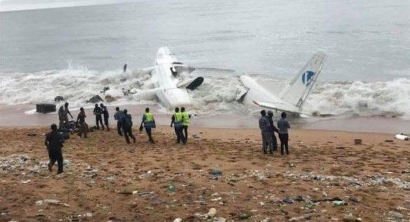 Detalii noi despre avionul cu moldoveni prăbușit în Coasta de Fildeș: Cutiile negre vor fi duse la Kiev pentru descifrare