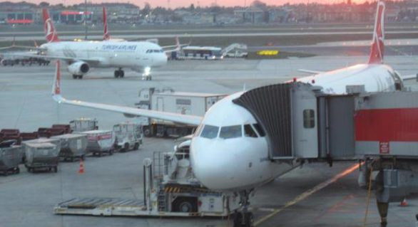 Alertă pe Aeroportul din Copenhaga. Nouă porţi de îmbarcare, închise din cauza unor ameninţări