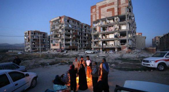 Un nou bilanţ al cutremurului de la graniţa dintre Iran şi Irak: Cel puţin 328 de morţi şi 4.000 de răniţi