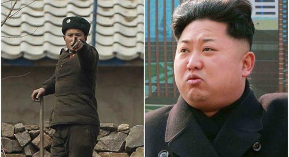 """Soldații nord-coreeni, dezamăgiți de Kim Jong-un: """"Doar un cartuș de țigări"""""""