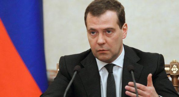 Medvedev acuză UE că încearcă să saboteze proiectul Nord Stream-2