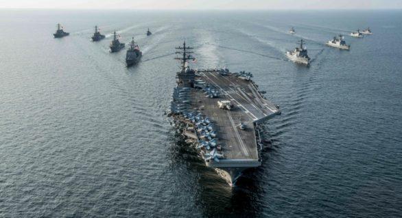Avion militar al SUA cu 11 persoane la bord s-a prăbuşit în Marea Filipinelor. Au început lucrările de căutare