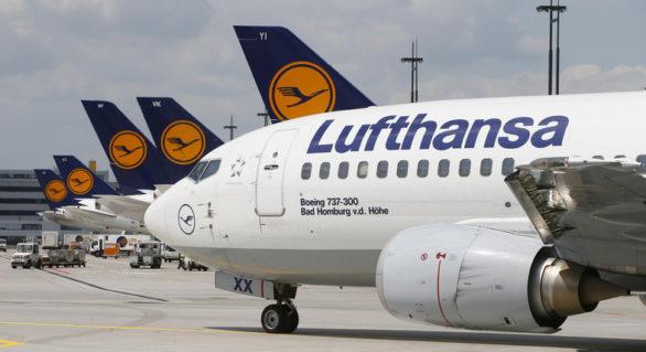Lufthansa oferă 250 mil. euro pentru o mare parte din flota și angajații Alitalia
