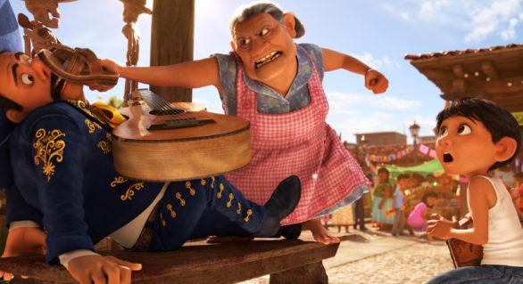 """Animația """"Coco"""" debutează pe primul loc în box-office-ul nord-american"""