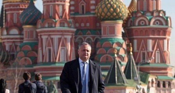 (VIDEO) Jurnalist ucrainean, la televiziunea publică din Rusia: Dodon este un agent de influenţă rusă pe care l-aţi cumpărat cu bani