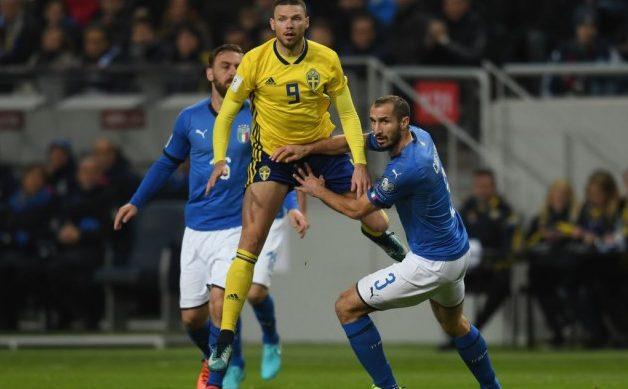 (VIDEO) CM 2018: Italia pierde în Suedia și poate rata calificarea în Rusia