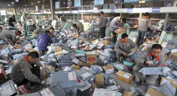 China, vânzări record de peste 1.5 mlrd dolari, în primele trei minute din 11.11 pe Alibaba