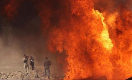 Afganistan: Forțele aeriene americane au atacat pentru prima dată laboratoare de producere a heroinei
