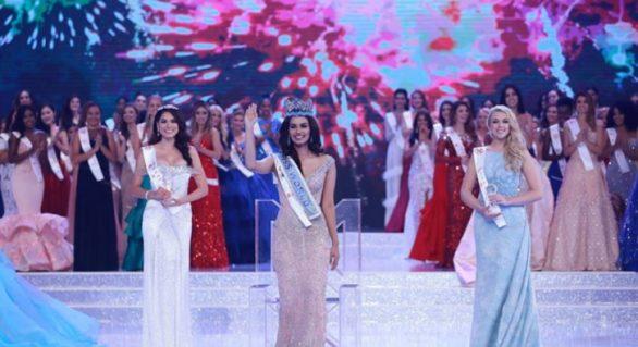O studentă la Medicină a fost încoronată drept Regina Frumuseții! Cine este câștigătoarea Miss World 2017