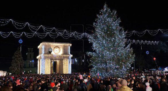 Dilema Primăriei Chişinău: De unde să cumpere şi unde să lanseze focurile de artificii, la 1 decembrie